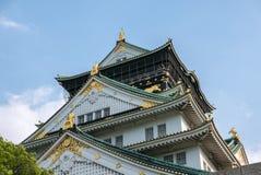 Osaka Castle fotografía de archivo libre de regalías