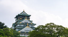 Osaka Castle photos stock