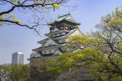 Osaka Castle Stock Photo
