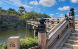 Osaka Castle Entrance immagini stock libere da diritti