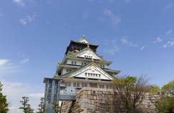 Osaka Castle Stock Image