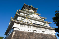 Osaka Castle, Japan Stock Photo