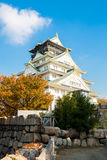 Osaka castle Japan Royalty Free Stock Photography