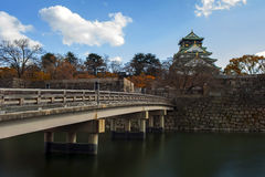 Osaka Castle Stock Images
