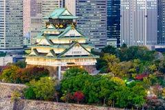 Free Osaka Castle, Japan Stock Photography - 64787532
