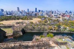 Osaka Castle - Osaka, Japan stock photo