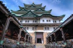 Osaka Castle, Japan royalty free stock image