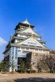 Osaka Castle is landmark city Royalty Free Stock Photography