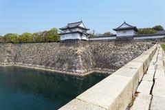 Osaka castle Royalty Free Stock Photo