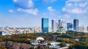 Osaka Castle in Osaka Royalty Free Stock Image