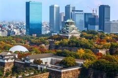 Osaka Castle in Osaka Stock Photography