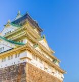 Osaka Castle, Osaka, Giappone Fotografia Stock