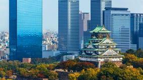 Osaka Castle in Osaka Stock Image