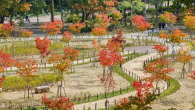 Osaka Castle Park Royalty Free Stock Images