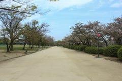 Osaka castle park, Osaka Stock Images