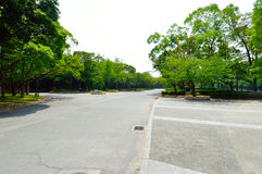 Osaka Castle Park, Osaka, Japan Stock Photography