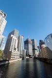Osaka Central Business District photographie stock libre de droits