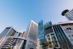 Osaka Central Business District photo libre de droits