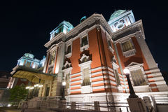 Osaka city central public hall Royalty Free Stock Photography