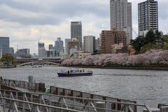 The Osaka city Stock Image
