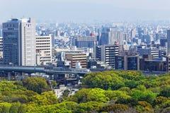 Osaka city Stock Image