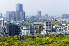 Osaka city Stock Images