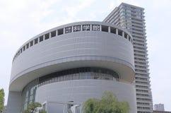 Osaka City Science Museum in Osaka Japan Stock Photos