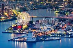 Osaka Cityscape Imagem de Stock Royalty Free