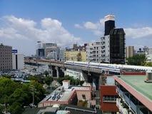 Osaka diário fotografia de stock