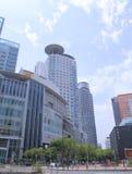 Osaka downtown Japan Stock Photography