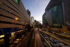Osaka, Giappone Fotografia Stock Libera da Diritti