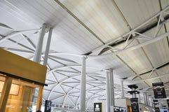 OSAKA, GIAPPONE - 24 OTTOBRE: Aeroporto internazionale di Kansai, preso su 20 Fotografia Stock