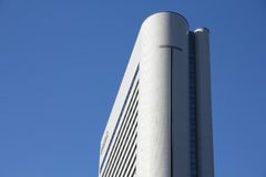 Osaka Hilton Stock Photography