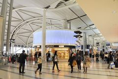 Osaka International Airport Royalty Free Stock Photos