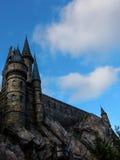 OSAKA, JAPÃO 24 de novembro: castelo de Harry Potter o 24 de novembro, 2 Imagem de Stock