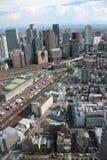 Osaka, Japón Fotos de archivo libres de regalías
