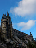 OSAKA, JAPÓN 24 de noviembre: castillo de Harry Potter el 24 de noviembre, 2 Imagen de archivo