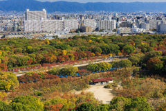 Osaka japan Obrazy Stock
