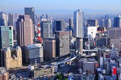 Osaka, Japan Royalty Free Stock Photo
