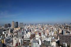 Osaka, Japan Cityscape Stock Image