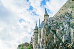 OSAKA, JAPAN - December 1, 2015: Universal Studios Japan (USJ). Stock Photography