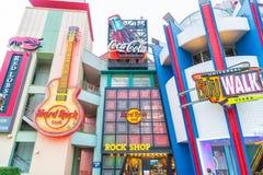 Osaka, JAPAN - NOV 21 2016 : Universal CityWalk Osaka is a enter Stock Image