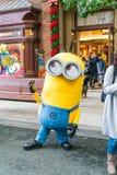 OSAKA, JAPAN - 21. NOVEMBER 2016: Günstlings-Maskottchen von schändlichem ich herein Stockfotografie