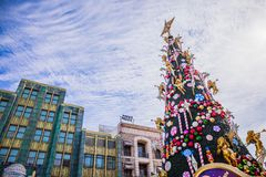 Universal studios japan royalty free stock photos