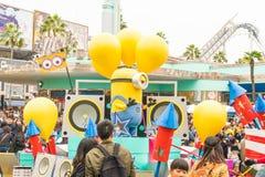 Osaka, Japan - 21. November 2016: Neue Parade, wieder geboren Parade, zur Berühmtheit Lizenzfreies Stockfoto