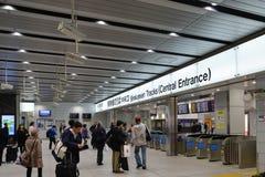 JR Shin-Osaka station, Osaka, Japan stock photos