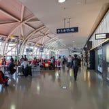 Osaka, Japon - 30 octobre 2014 : L'aéroport international de Kansai est Images libres de droits