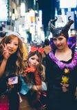 OSAKA, JAPON - 31 OCTOBRE 2015 : Rue d'achats de Dotonbori dans Osa Photographie stock