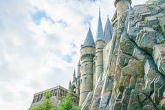 OSAKA JAPONIA, Grudzień, - 1, 2015: Universal Studio Japonia (USJ) Fotografia Royalty Free