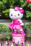 OSAKA JAPONIA, NOV, - 21 2016: Elmo, kiciunia i Snoopy w Halloween, Zdjęcia Stock